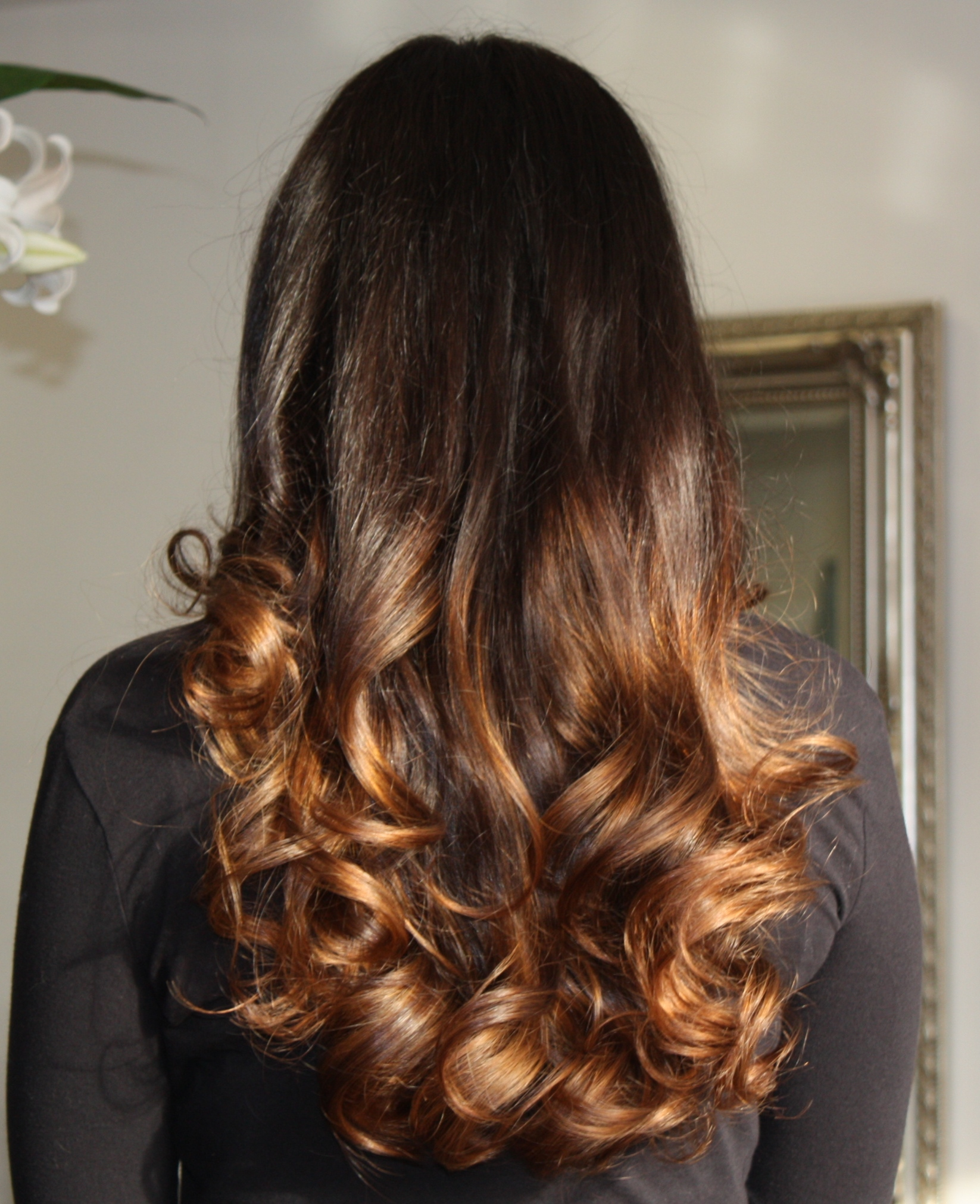 Blow Out Menu Ombre Hair Croydon Bailage Hair Croydon