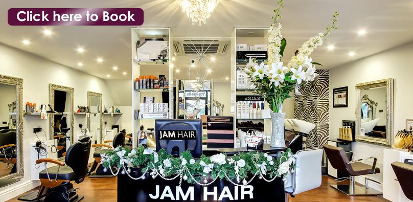 JAM Hair - Book Here