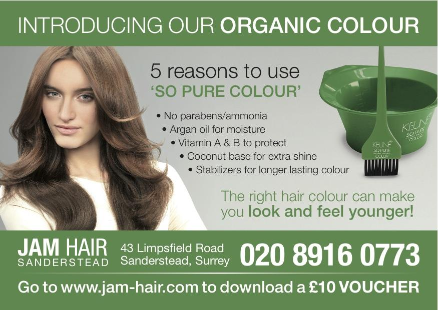 KEUNE SO PURE ORGANIC HAIR COLOUR, INSPIRED BY NATURE