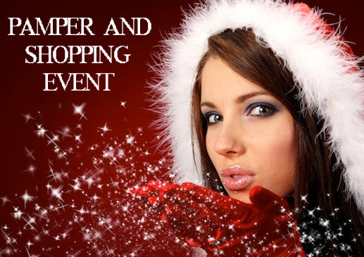 Jam hair salon sanderstead 39 s annual glitzy christmas event for Beauty salon xmas offers