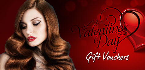 Valentine Package and Gift Vouchers at JAM HAIR