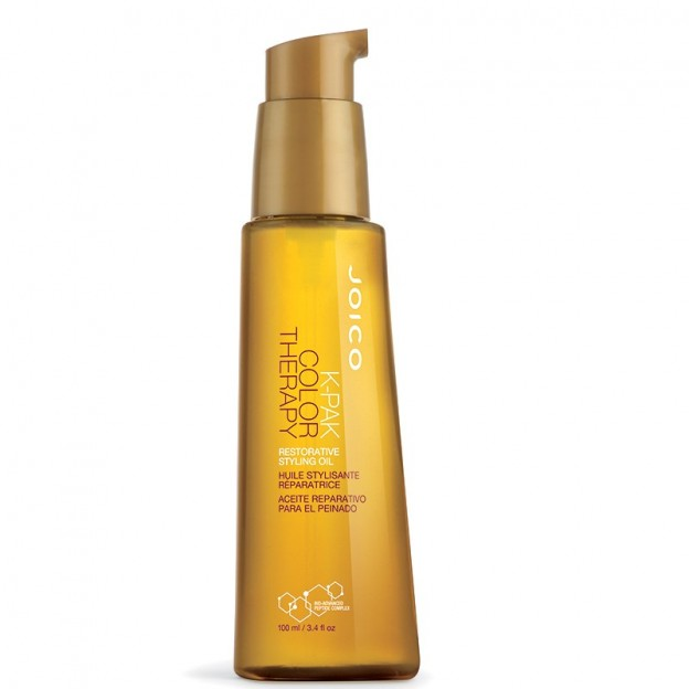 Joico colour therapy styling oil for Active skin salon