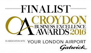 JAM HAIR finalists Croydon Business Excellence Awards