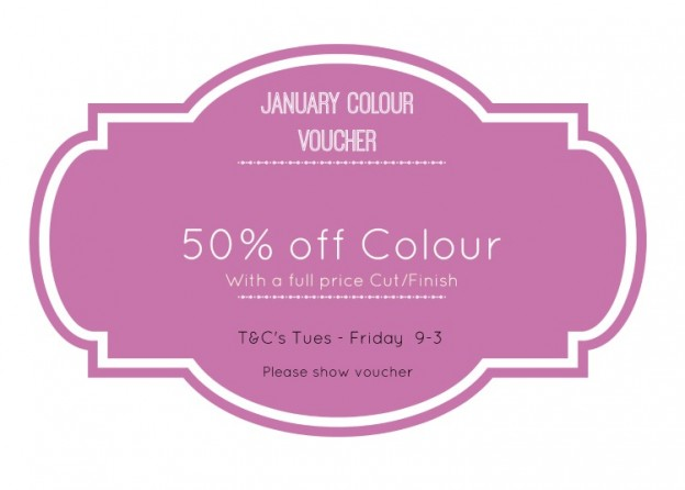 colour Sale Jan