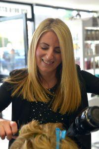 Louise Director Jam Hair