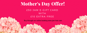 mothers day e-voucher