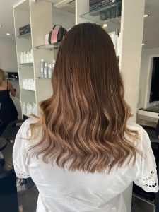 After Beauty works hair extensions