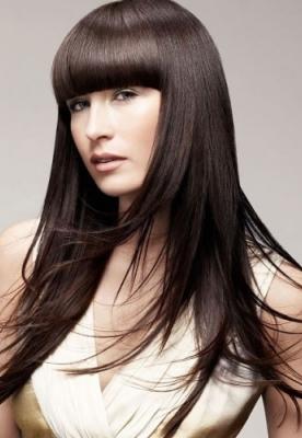 long-black-hair-stright-style-cut